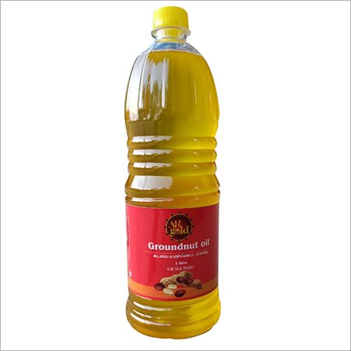 Groundnut Edible Oil
