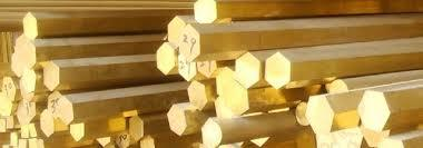 Brass Hex Bars