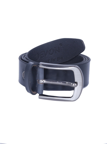 EOP Plain Leather Belt