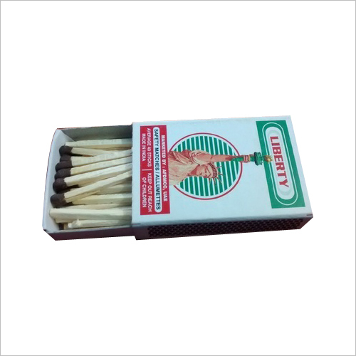 53MM X 36MM X 12.25MM Wooden Matches