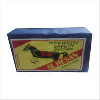 Deluxe Safety Matches