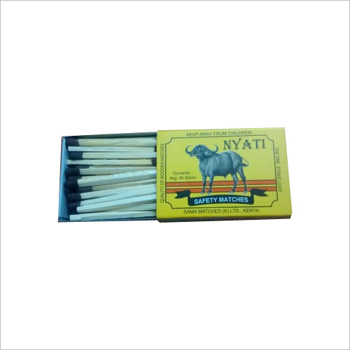 Residential Safety Matches