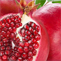 Natural Pomegranate Fruit