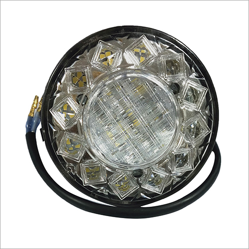 Round Reverse E- Rickshaw Light 30 LED