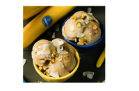 Banana Ice Cream Flavour