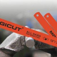 Hand Hacksaw Blades - Magicut - All Hard High Speed Steel