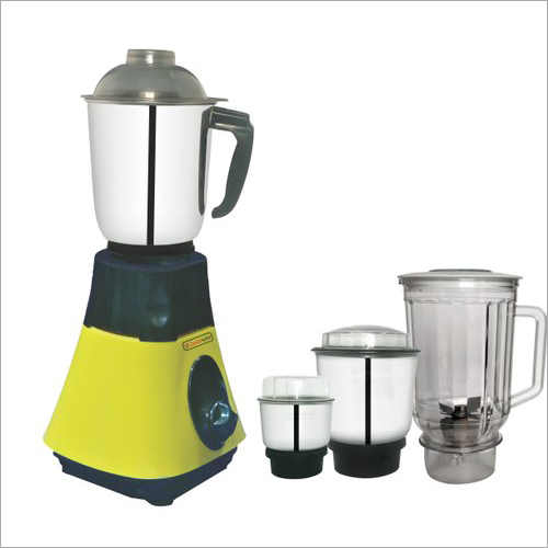 Super DLX Mixer Grinder With 4 Jar