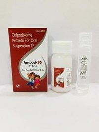 cefpodoxime 50 mg syrup