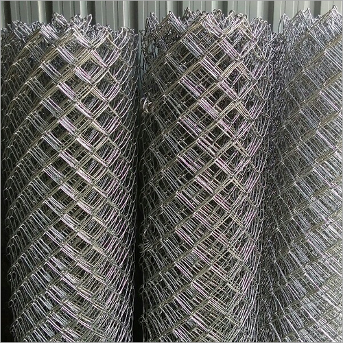 Steel Chain Link Wire Mesh Fence