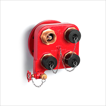 Four Way Fire Brigade Connection