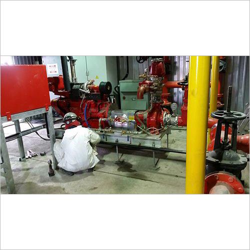 Hydrant Pump Repair