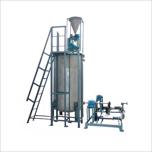 Tanks And Chemical Dosing Skid