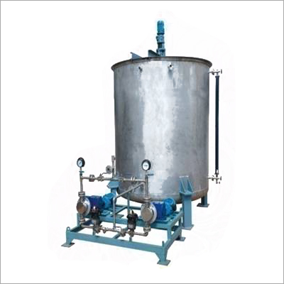 Skid Mounted Agitator Dosing System