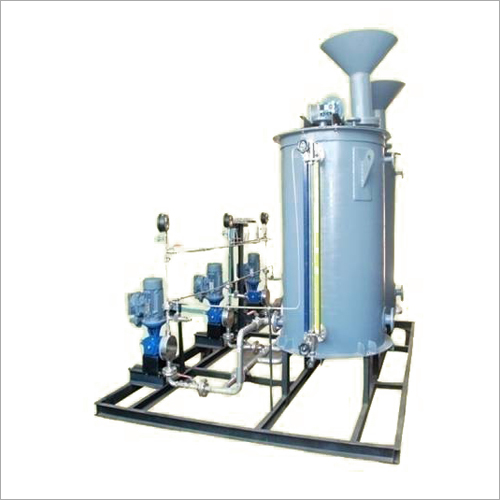 Fully Automatic PLC Based Dosing Systems