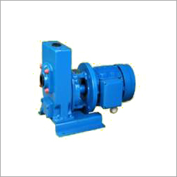 Self Priming Monoblock Non Clog Pump