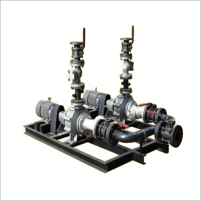 Industrial Pump And Pumping System