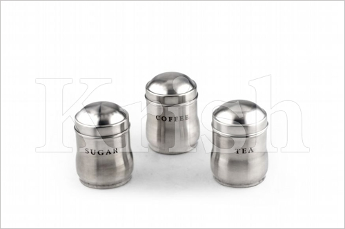 Belly T/S/C Canister Sets