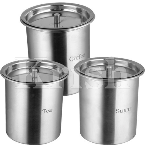 Air Tight Party Canister
