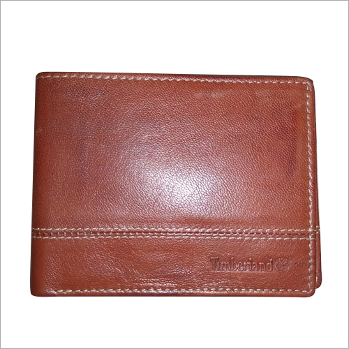 Mens Plain Wallet