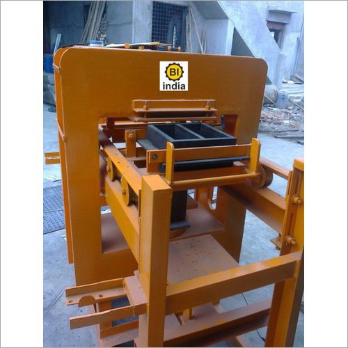 Industrial Brick Making Machine