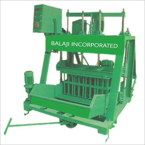 Egg Layer Block Making Machine
