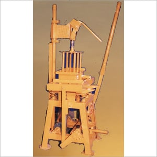 Heavy Duty Manual Brick Making Machine