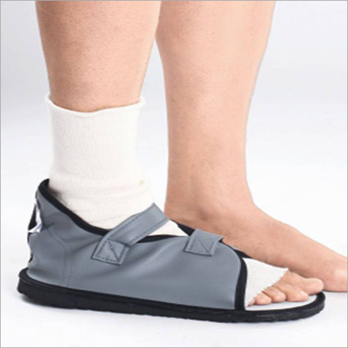 Orthopedic Cast Shoes