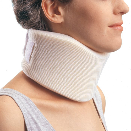 Cervical Immobilizer And Pillow