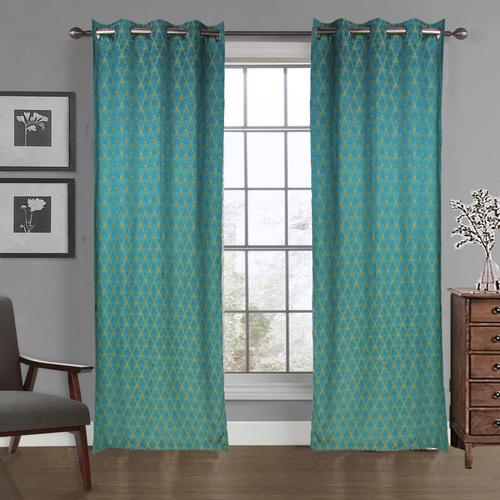 Rose Curtain