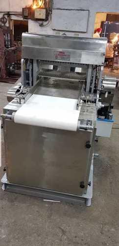 Automatic Bread Slicing Machine