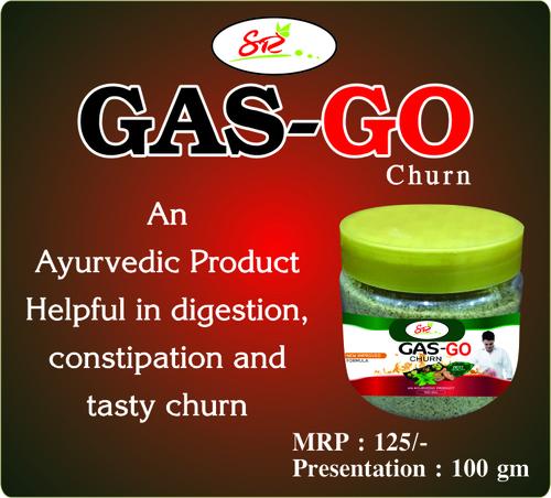 Gas Go Churn