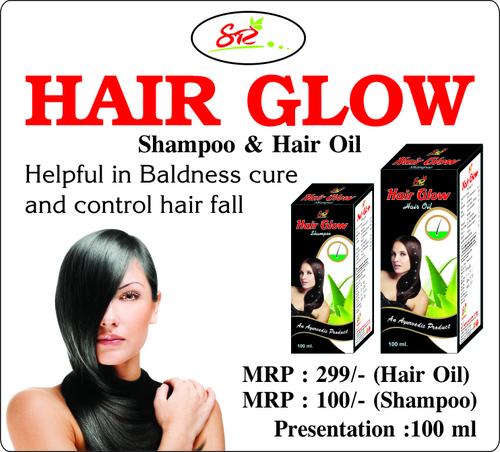 Hair Glow Shampoo