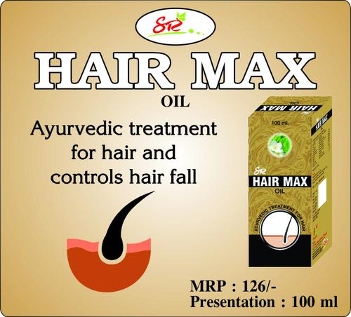 Hair Max Oil