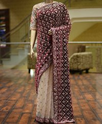 Bridal Saree
