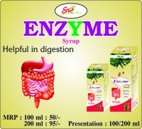 Enzyme Digestion syrup