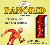 Ayurvedic pain oil