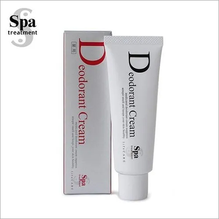Deodorant Cream, 40g - SPA Treatment