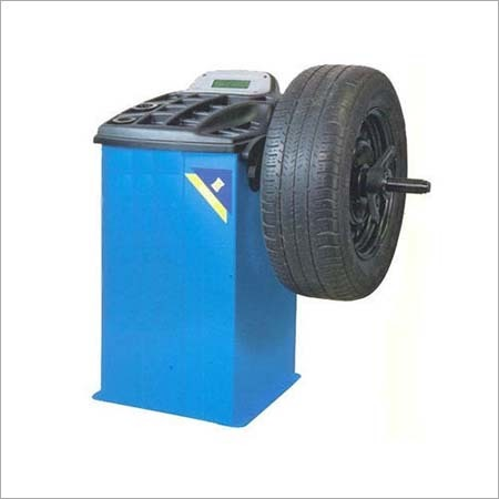 Computerized Digital Wheel Balancer