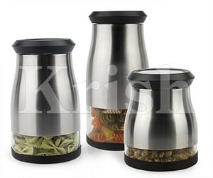 Deluxe Storage Jar set