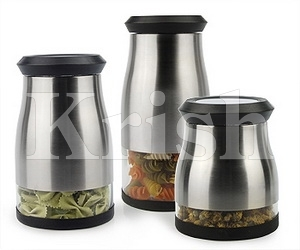 Deluxe Storage Jar set