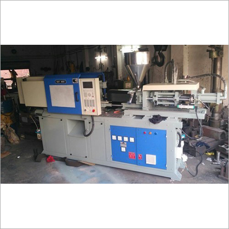 PLC Controlled Molding Machines