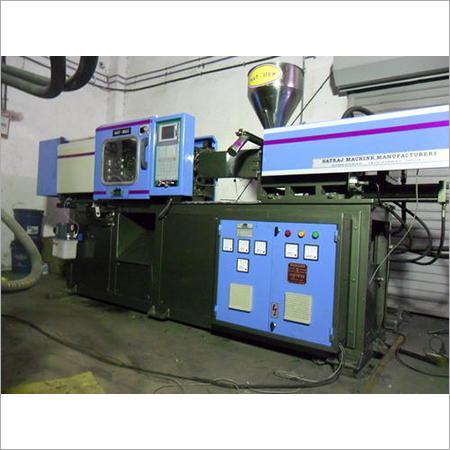 Natmek 38 Ton 50gms Servo Injection Molding, Power 5 kW