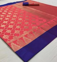 Soft Silk Weaving Saree