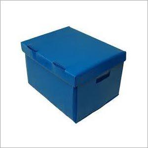 PP Plain Sheet Box