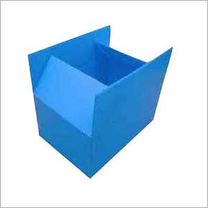 Foldable PP Sheet Box