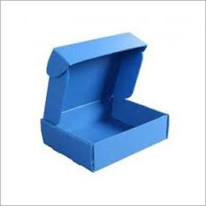 Blue PP Sheet Box