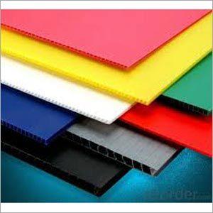 Corrugated PP Packaging Sheet
