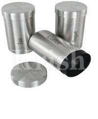 Plastic Threaded T/S/C canister