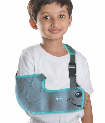 Tynor Pouch Arm Sling( Tropical ) -Size-CH/S/M/L-PC NO-C 01