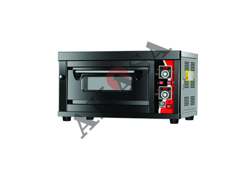 Gas Oven Single Deck One Tray with Stone